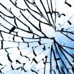 Broken, Shattered Glass
