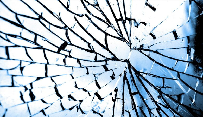 Broken Or Shattered Glass And Mirror Replacements All