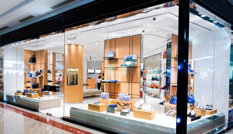 Retail Storefront Glass All Class Glass Nj